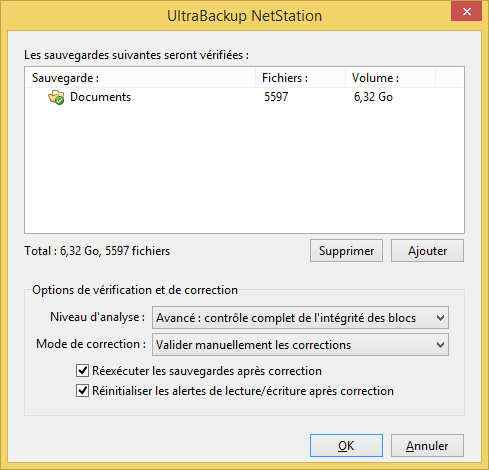 ultrabackup netstation